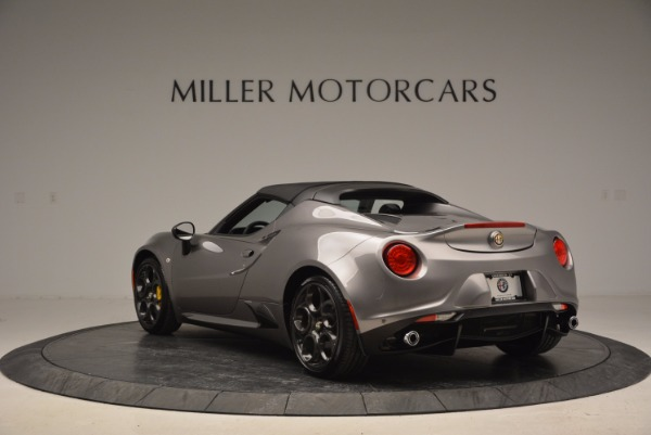 New 2016 Alfa Romeo 4C Spider for sale Sold at Aston Martin of Greenwich in Greenwich CT 06830 17