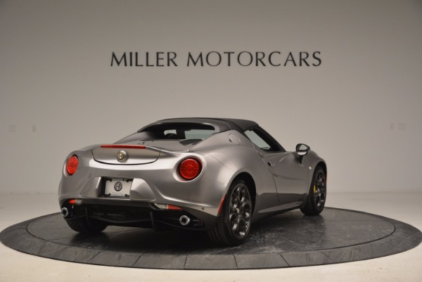 New 2016 Alfa Romeo 4C Spider for sale Sold at Aston Martin of Greenwich in Greenwich CT 06830 19