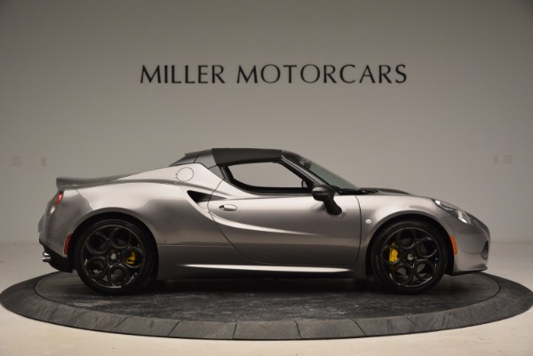 New 2016 Alfa Romeo 4C Spider for sale Sold at Aston Martin of Greenwich in Greenwich CT 06830 21