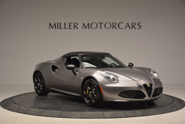 New 2016 Alfa Romeo 4C Spider for sale Sold at Aston Martin of Greenwich in Greenwich CT 06830 23