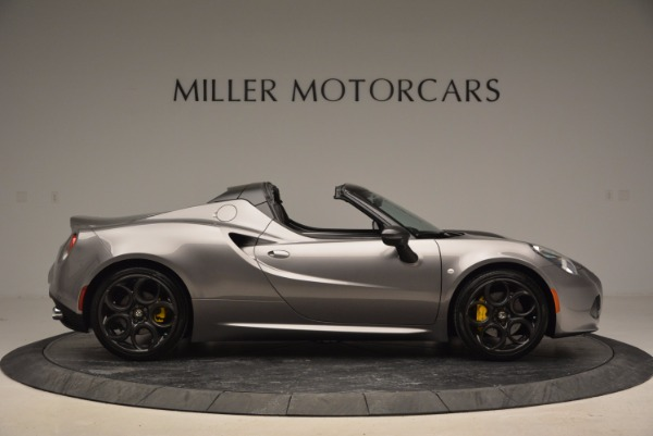 New 2016 Alfa Romeo 4C Spider for sale Sold at Aston Martin of Greenwich in Greenwich CT 06830 9