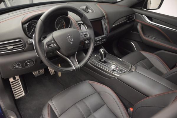 New 2017 Maserati Levante S Q4 for sale Sold at Aston Martin of Greenwich in Greenwich CT 06830 13