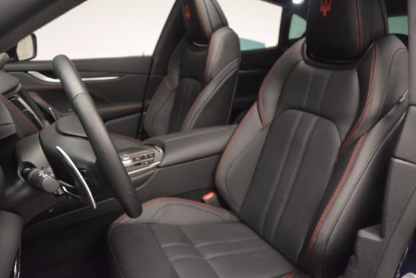 New 2017 Maserati Levante S Q4 for sale Sold at Aston Martin of Greenwich in Greenwich CT 06830 15