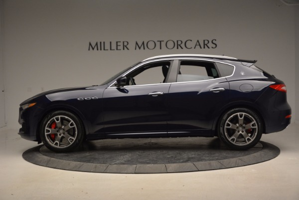 New 2017 Maserati Levante S Q4 for sale Sold at Aston Martin of Greenwich in Greenwich CT 06830 3