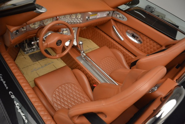 Used 2006 Spyker C8 Spyder for sale Sold at Aston Martin of Greenwich in Greenwich CT 06830 13