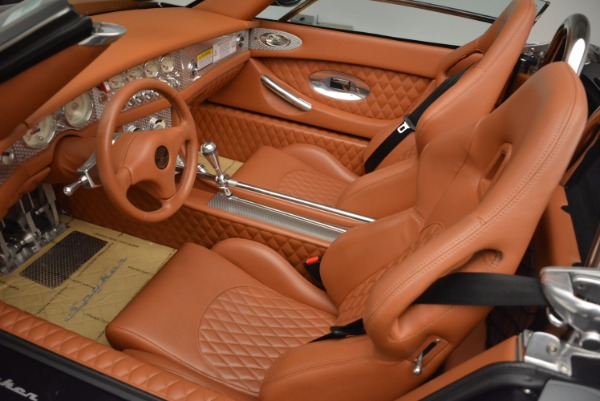 Used 2006 Spyker C8 Spyder for sale Sold at Aston Martin of Greenwich in Greenwich CT 06830 14