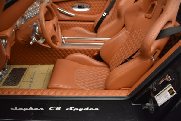 Used 2006 Spyker C8 Spyder for sale Sold at Aston Martin of Greenwich in Greenwich CT 06830 15