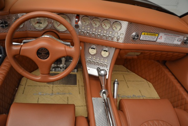 Used 2006 Spyker C8 Spyder for sale Sold at Aston Martin of Greenwich in Greenwich CT 06830 17