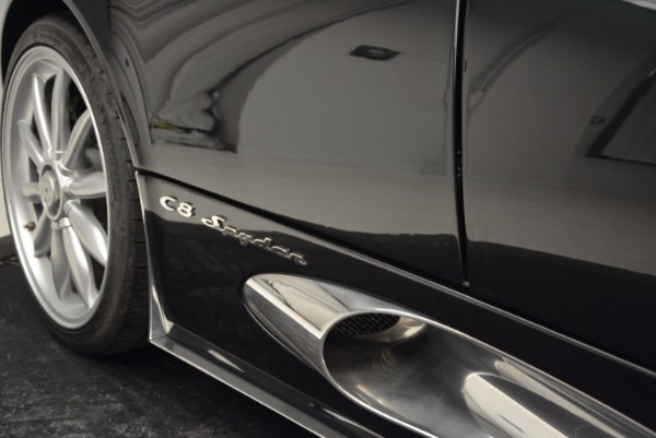 Used 2006 Spyker C8 Spyder for sale Sold at Aston Martin of Greenwich in Greenwich CT 06830 23
