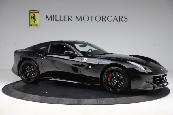 Used 2016 Ferrari F12 Berlinetta for sale $269,900 at Aston Martin of Greenwich in Greenwich CT 06830 10