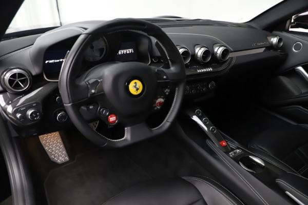 Used 2016 Ferrari F12 Berlinetta for sale Sold at Aston Martin of Greenwich in Greenwich CT 06830 15