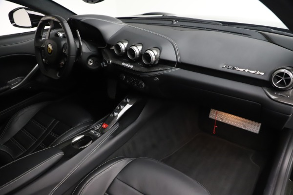 Used 2016 Ferrari F12 Berlinetta for sale Sold at Aston Martin of Greenwich in Greenwich CT 06830 18
