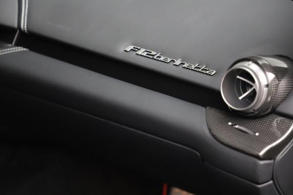 Used 2016 Ferrari F12 Berlinetta for sale Sold at Aston Martin of Greenwich in Greenwich CT 06830 22