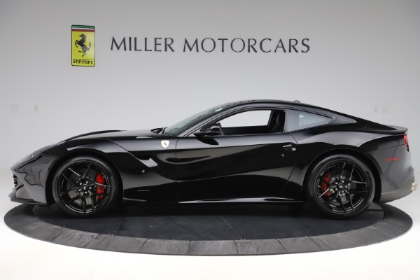 Used 2016 Ferrari F12 Berlinetta for sale $269,900 at Aston Martin of Greenwich in Greenwich CT 06830 3