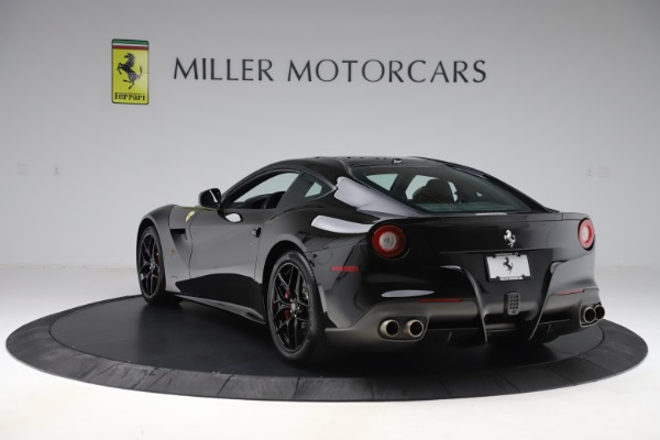 Used 2016 Ferrari F12 Berlinetta for sale $269,900 at Aston Martin of Greenwich in Greenwich CT 06830 5