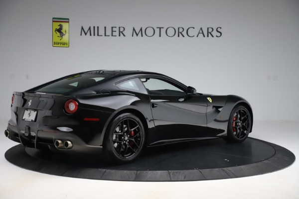 Used 2016 Ferrari F12 Berlinetta for sale $269,900 at Aston Martin of Greenwich in Greenwich CT 06830 8