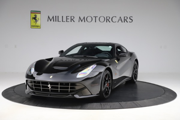 Used 2016 Ferrari F12 Berlinetta for sale $269,900 at Aston Martin of Greenwich in Greenwich CT 06830 1