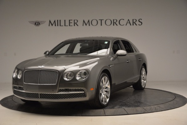 Used 2014 Bentley Flying Spur for sale Sold at Aston Martin of Greenwich in Greenwich CT 06830 1