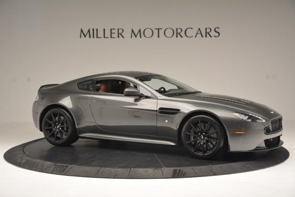 Used 2015 Aston Martin V12 Vantage S for sale Sold at Aston Martin of Greenwich in Greenwich CT 06830 10