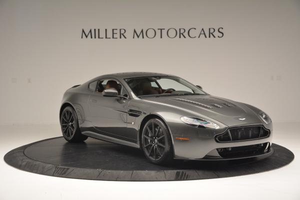 Used 2015 Aston Martin V12 Vantage S for sale Sold at Aston Martin of Greenwich in Greenwich CT 06830 11