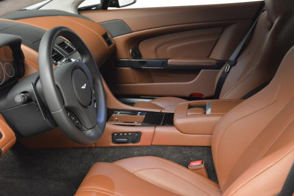Used 2015 Aston Martin V12 Vantage S for sale Sold at Aston Martin of Greenwich in Greenwich CT 06830 13