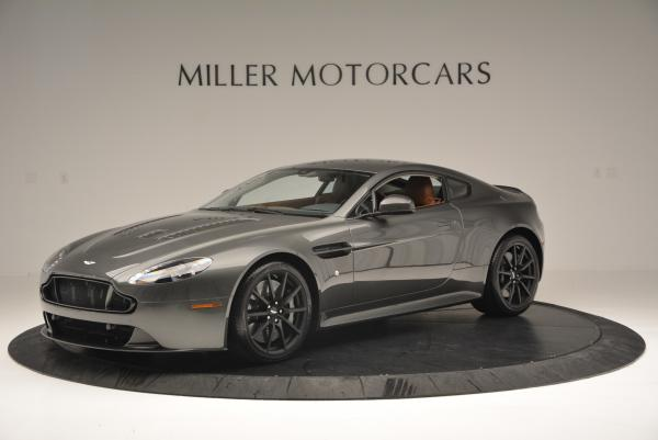 Used 2015 Aston Martin V12 Vantage S for sale Sold at Aston Martin of Greenwich in Greenwich CT 06830 2