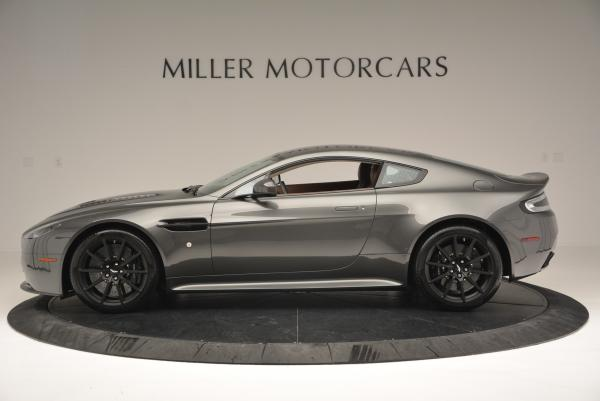 Used 2015 Aston Martin V12 Vantage S for sale Sold at Aston Martin of Greenwich in Greenwich CT 06830 3