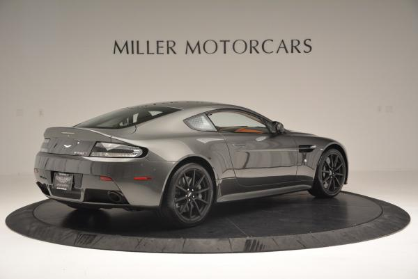 Used 2015 Aston Martin V12 Vantage S for sale Sold at Aston Martin of Greenwich in Greenwich CT 06830 8