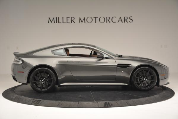 Used 2015 Aston Martin V12 Vantage S for sale Sold at Aston Martin of Greenwich in Greenwich CT 06830 9