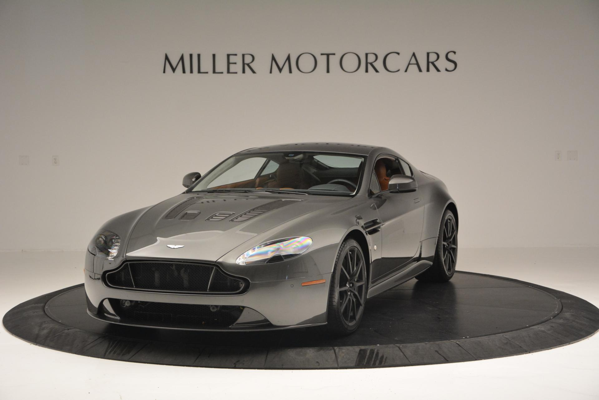 Used 2015 Aston Martin V12 Vantage S for sale Sold at Aston Martin of Greenwich in Greenwich CT 06830 1