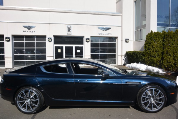 New 2017 Aston Martin Rapide S Shadow Edition for sale Sold at Aston Martin of Greenwich in Greenwich CT 06830 26
