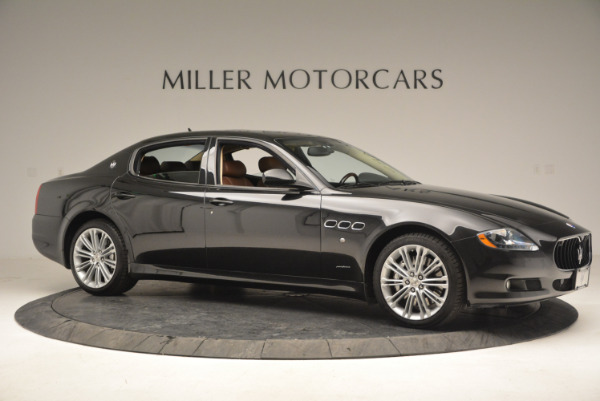 Used 2013 Maserati Quattroporte S for sale Sold at Aston Martin of Greenwich in Greenwich CT 06830 10