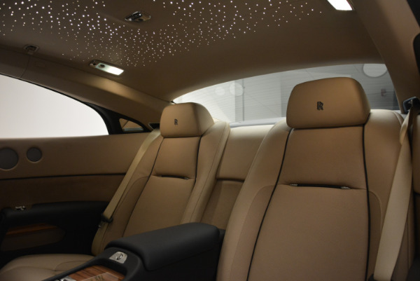 Used 2015 Rolls-Royce Wraith for sale Sold at Aston Martin of Greenwich in Greenwich CT 06830 22