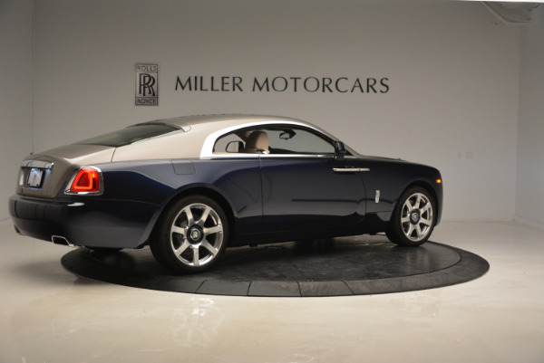 Used 2015 Rolls-Royce Wraith for sale Sold at Aston Martin of Greenwich in Greenwich CT 06830 8