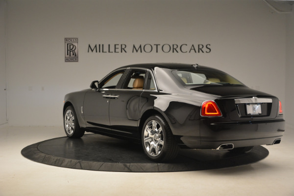 Used 2013 Rolls-Royce Ghost for sale Sold at Aston Martin of Greenwich in Greenwich CT 06830 5