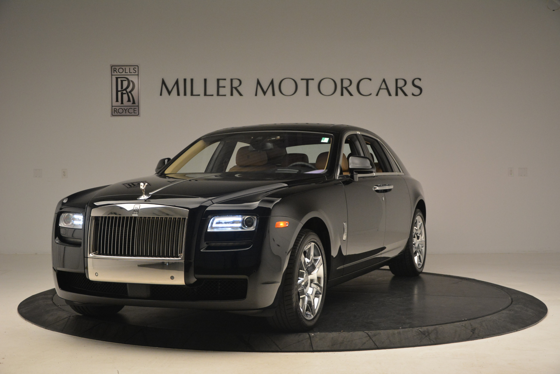 Used 2013 Rolls-Royce Ghost for sale Sold at Aston Martin of Greenwich in Greenwich CT 06830 1
