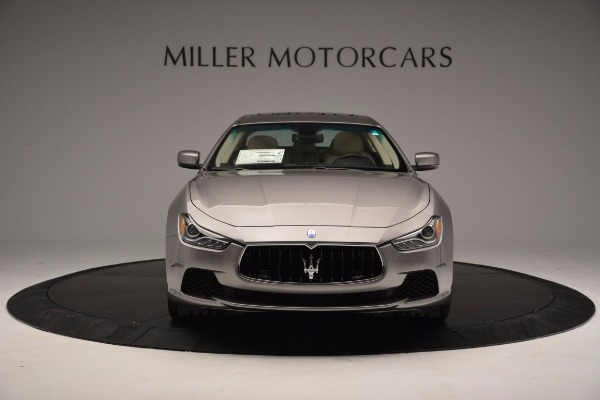 New 2017 Maserati Ghibli S Q4 EX-Loaner for sale Sold at Aston Martin of Greenwich in Greenwich CT 06830 19