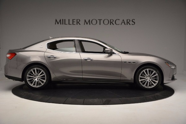New 2017 Maserati Ghibli S Q4 EX-Loaner for sale Sold at Aston Martin of Greenwich in Greenwich CT 06830 8
