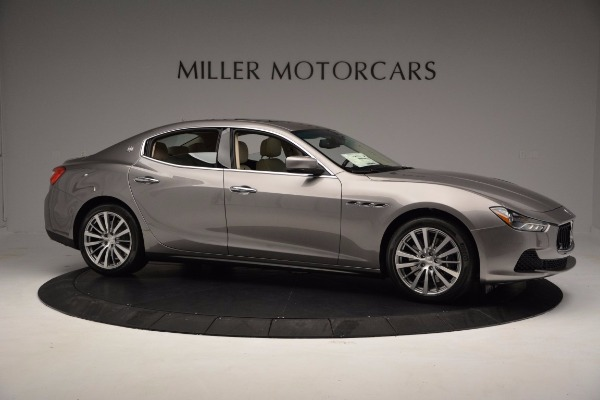 New 2017 Maserati Ghibli S Q4 EX-Loaner for sale Sold at Aston Martin of Greenwich in Greenwich CT 06830 9
