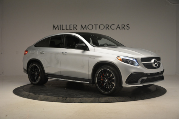 Used 2016 Mercedes Benz AMG GLE63 S for sale Sold at Aston Martin of Greenwich in Greenwich CT 06830 10
