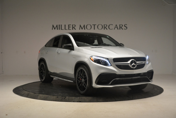 Used 2016 Mercedes Benz AMG GLE63 S for sale Sold at Aston Martin of Greenwich in Greenwich CT 06830 11