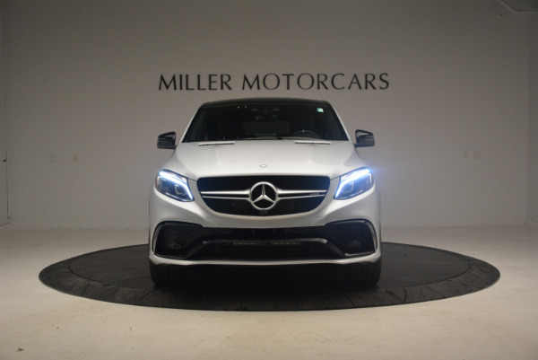Used 2016 Mercedes Benz AMG GLE63 S for sale Sold at Aston Martin of Greenwich in Greenwich CT 06830 12