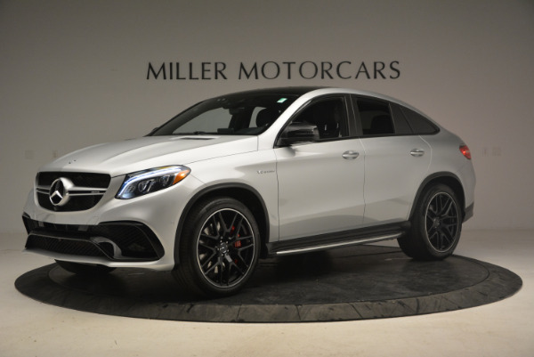 Used 2016 Mercedes Benz AMG GLE63 S for sale Sold at Aston Martin of Greenwich in Greenwich CT 06830 2