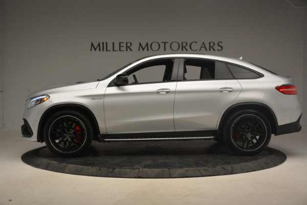 Used 2016 Mercedes Benz AMG GLE63 S for sale Sold at Aston Martin of Greenwich in Greenwich CT 06830 3