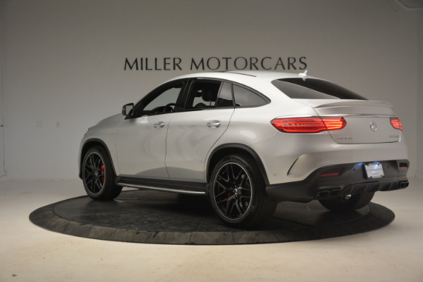 Used 2016 Mercedes Benz AMG GLE63 S for sale Sold at Aston Martin of Greenwich in Greenwich CT 06830 4