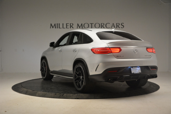 Used 2016 Mercedes Benz AMG GLE63 S for sale Sold at Aston Martin of Greenwich in Greenwich CT 06830 5