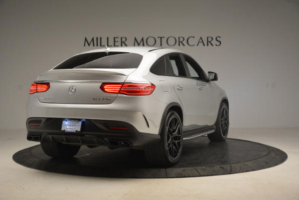 Used 2016 Mercedes Benz AMG GLE63 S for sale Sold at Aston Martin of Greenwich in Greenwich CT 06830 7