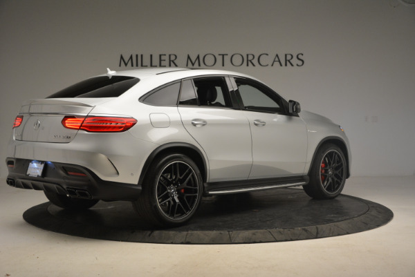 Used 2016 Mercedes Benz AMG GLE63 S for sale Sold at Aston Martin of Greenwich in Greenwich CT 06830 8