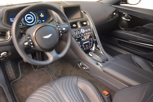 Used 2017 Aston Martin DB11 V12 Coupe for sale Sold at Aston Martin of Greenwich in Greenwich CT 06830 14