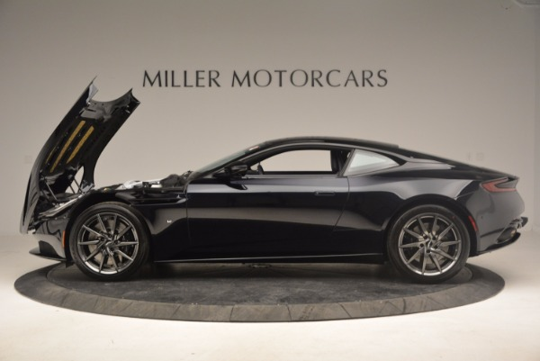 Used 2017 Aston Martin DB11 V12 Coupe for sale Sold at Aston Martin of Greenwich in Greenwich CT 06830 19